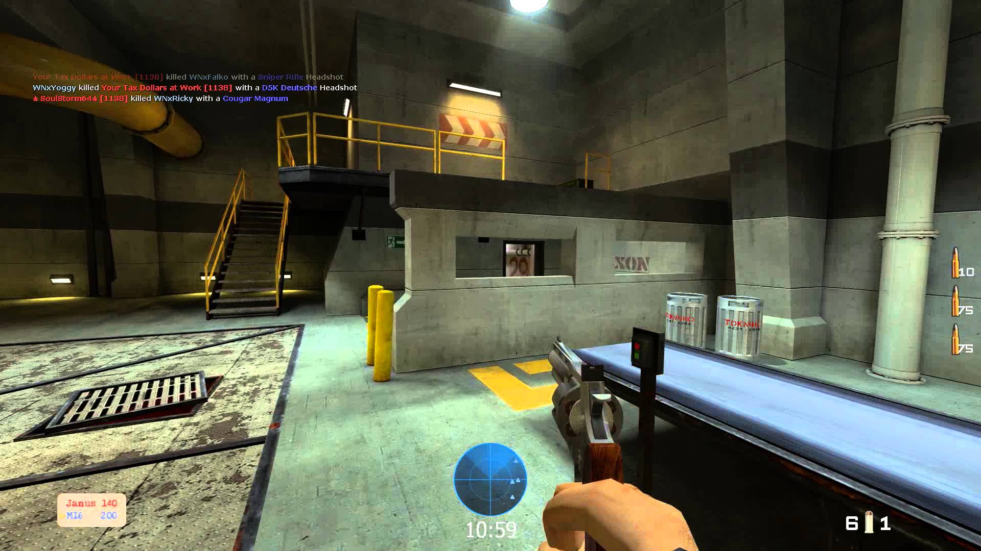 how to play goldeneye on pc