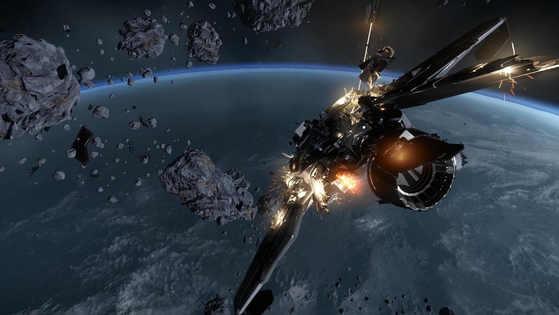 Watch An Hour Of Star Citizen Gameplay Gametyrant