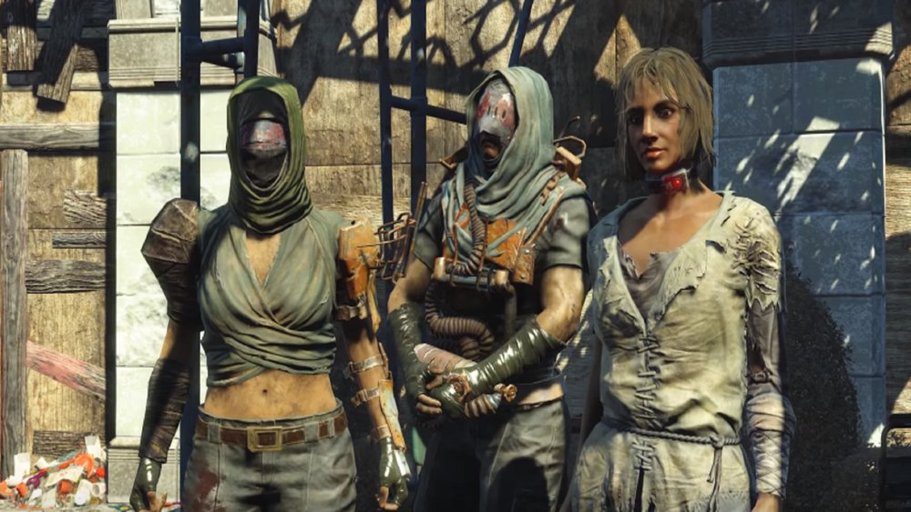 Learn About The Raider Factions You Can Join In Fallout 4