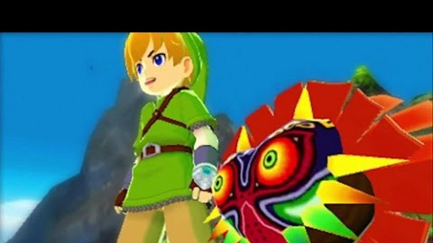 Link Will Be A Playable Character In The Japanese Monster Hunter