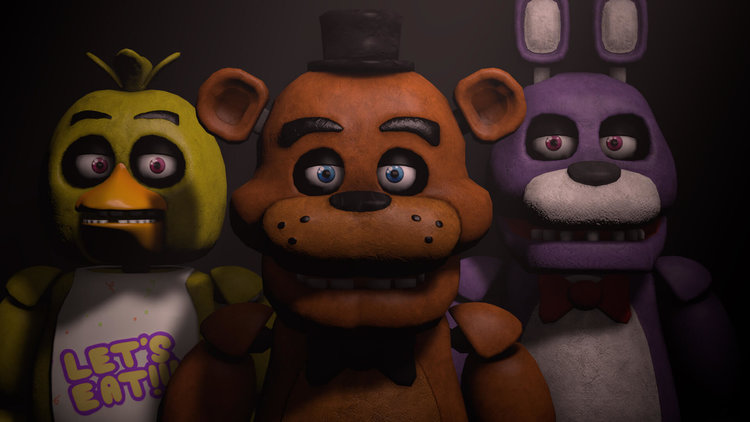five nights at freddy s gets its own animated series gametyrant