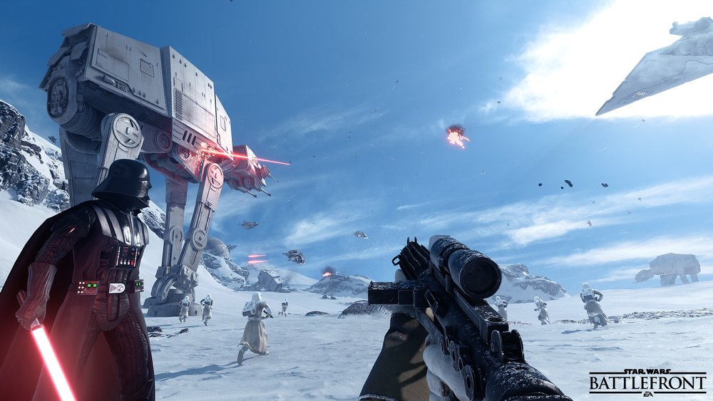 EA Says STAR WARS BATTLEFRONT 2 Coming Fall 2017