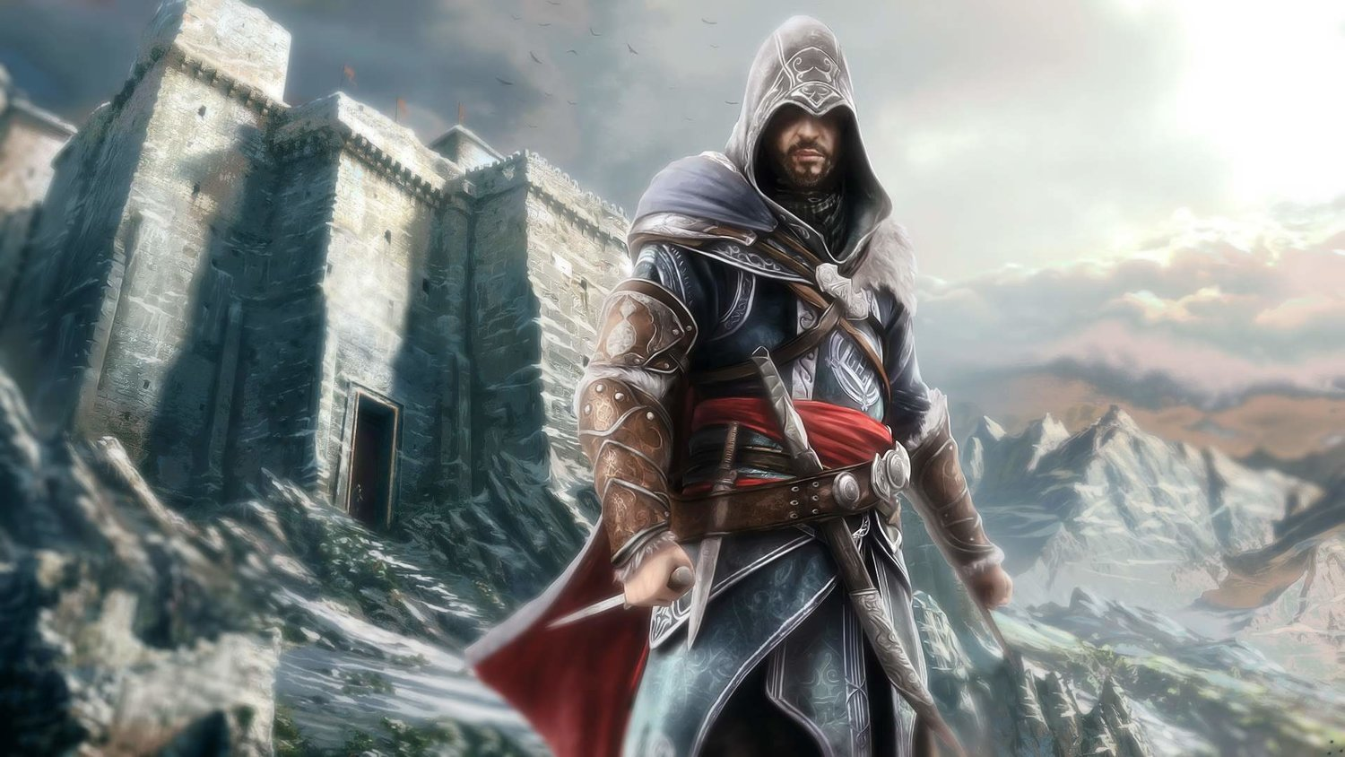 see the phenomenal graphical difference in assassin s creed the