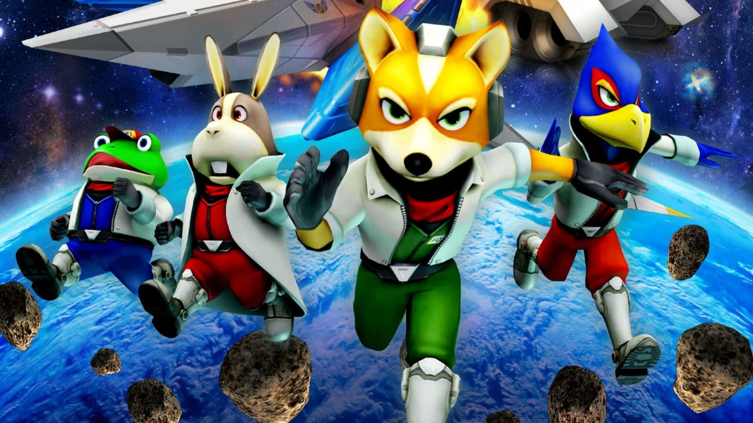 Mariachi Entertainment System Returns With Great Star Fox 64 Cover