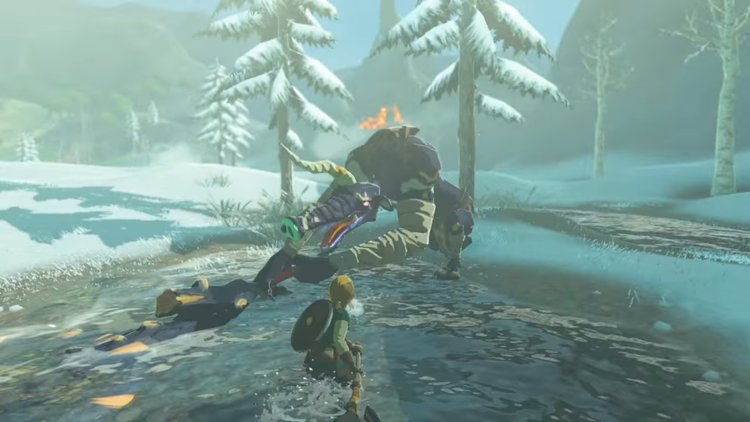 A Zelda OCARINA OF TIME And MAJORA'S MASK Port Could Be Headed To