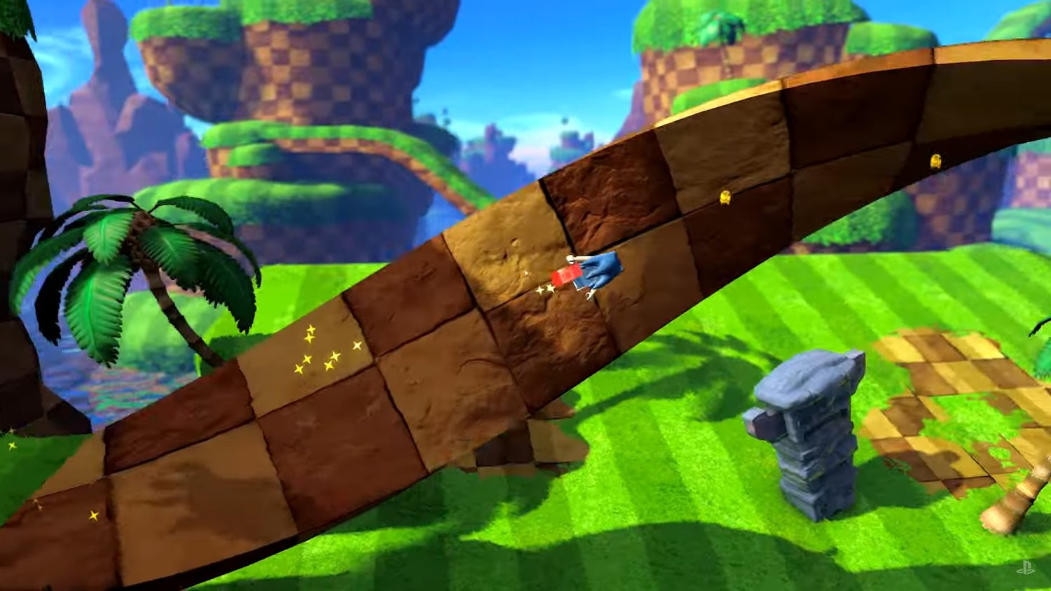 lego dimensions sonic level pack looks to be its most impressive yet