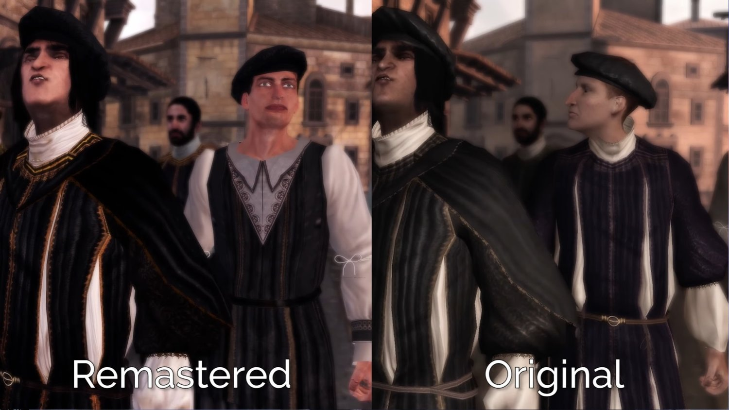 looks like assassin s creed the ezio collection is a broken
