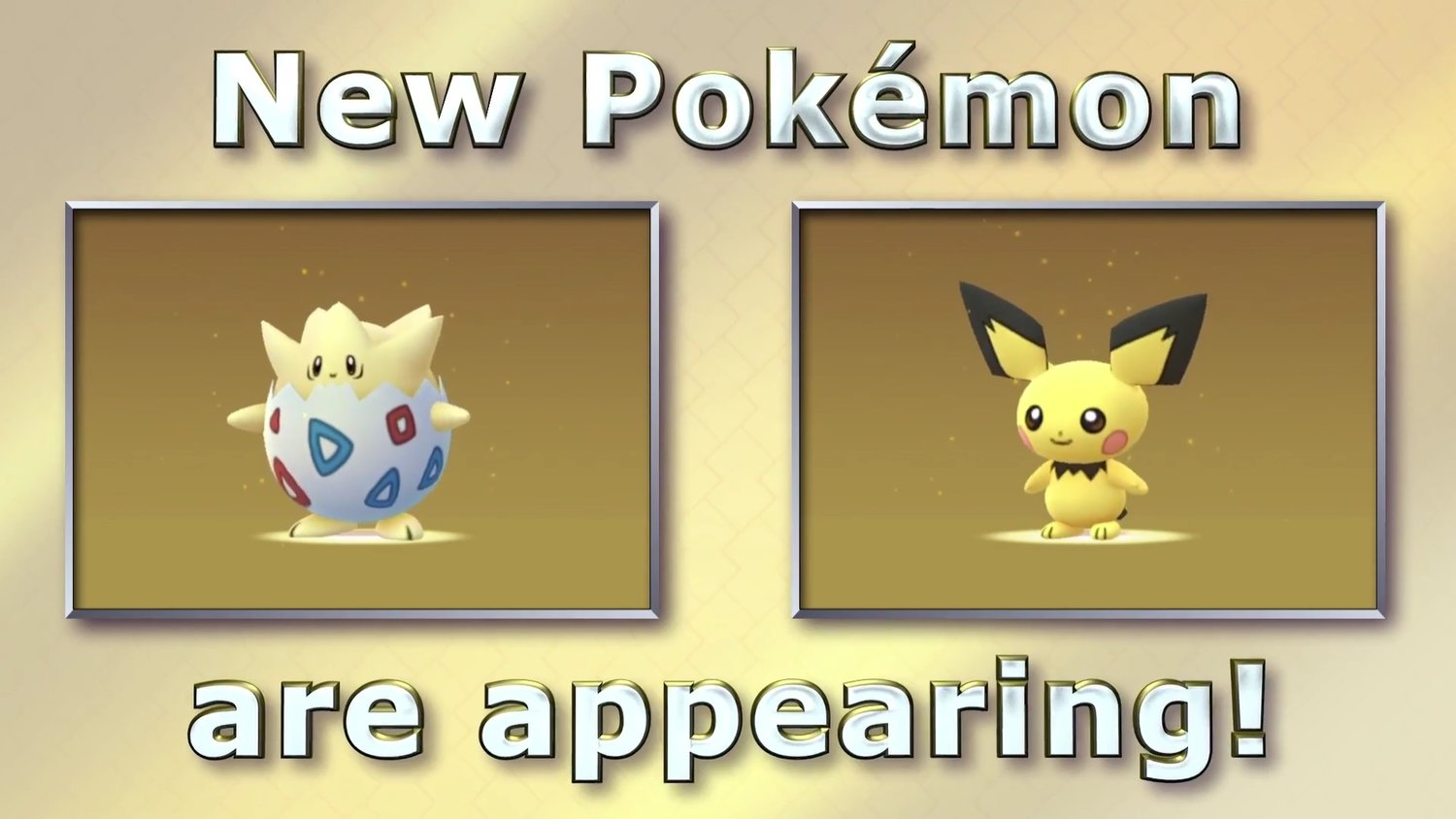 Togepi Pichu And Others Begin Johto Rollout In Pokemon Go Gametyrant