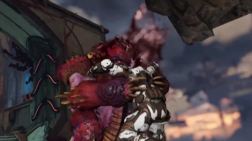 DOOM Bloodfall DLC Features New Maps, Weapons, And A Demon
