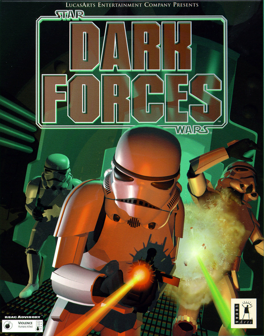 Retro Review: STAR WARS: DARK FORCES