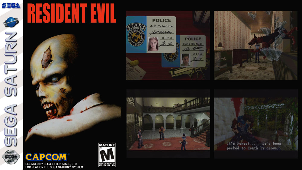 Retro Review: RESIDENT EVIL