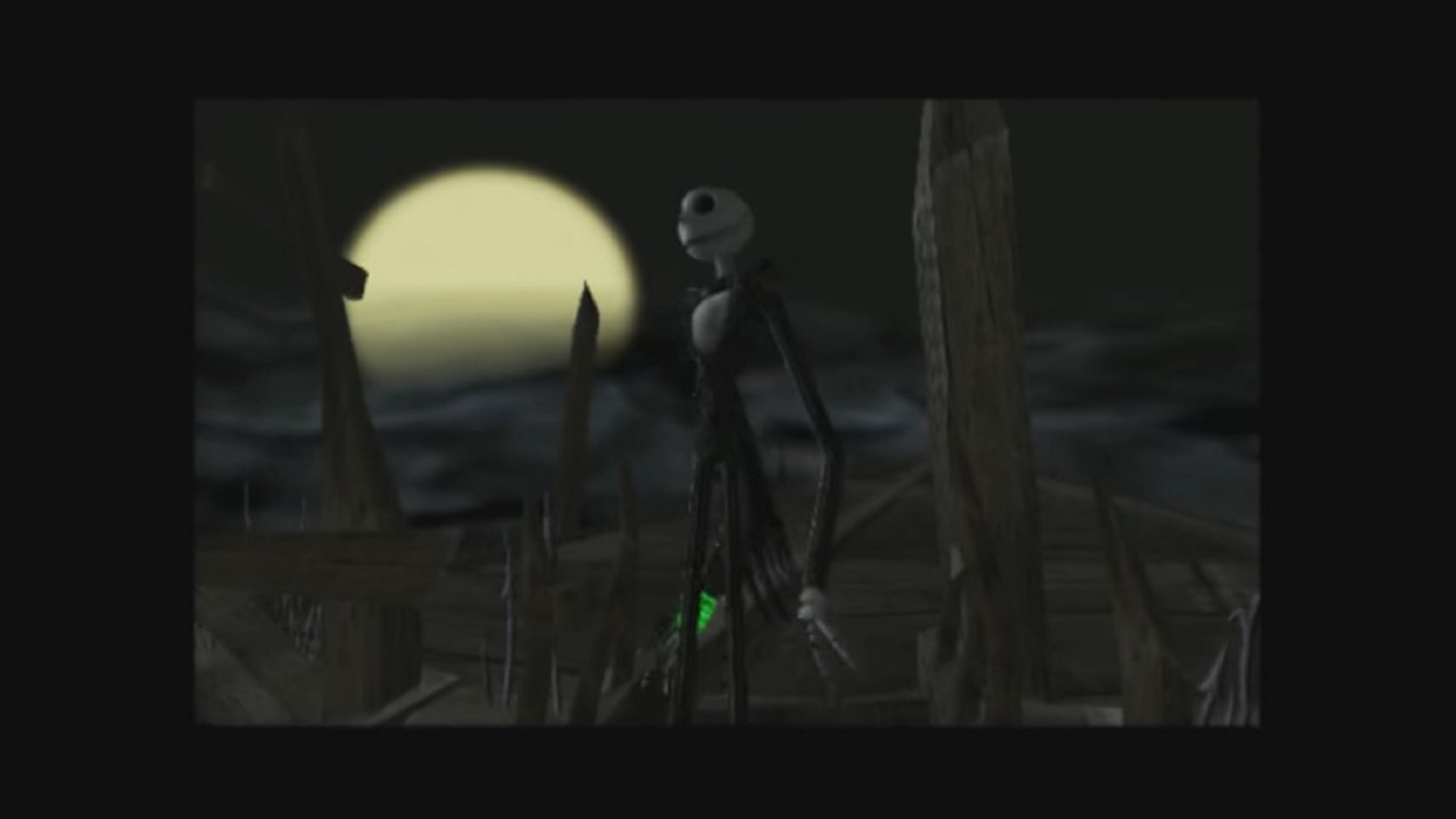 This NIGHTMARE BEFORE CHRISTMAS Game Actually Inspired Parts Of ...