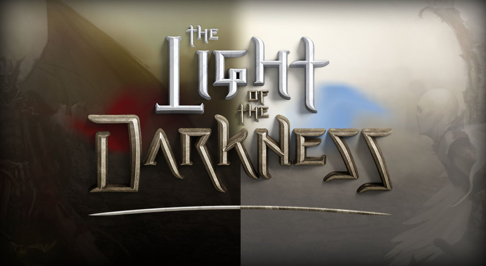The Light of the Darkness Game Logo