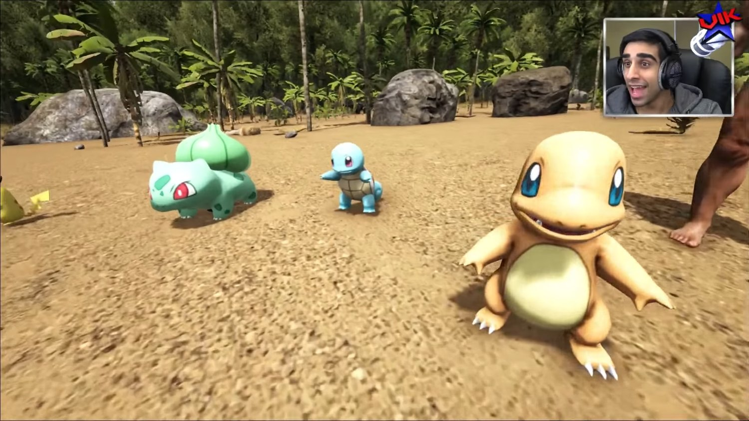 You Can Now Play With POKEMON Thanks To New Mod In ARK: SURVIVAL