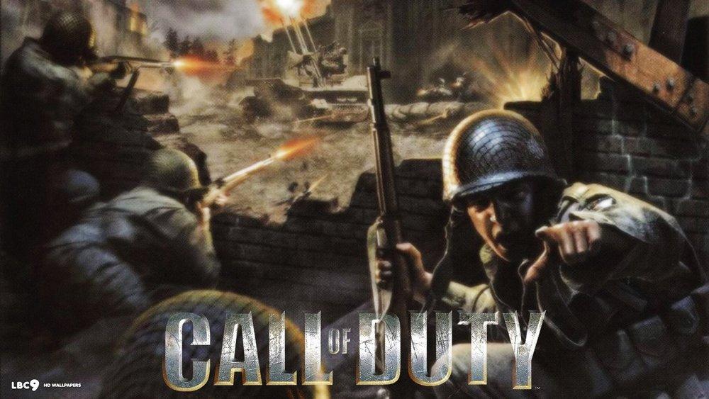 Call of Duty Logo Image