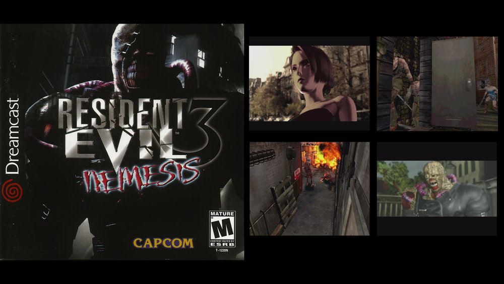 Retro Review: RESIDENT EVIL 3