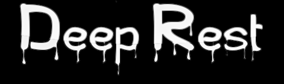 Deep Rest Game Logo