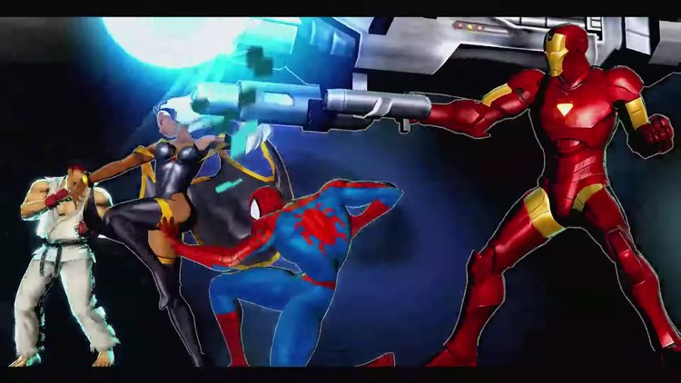 MMO RPG MARVEL HEROES OMEGA Coming To PS4 And Xbox One