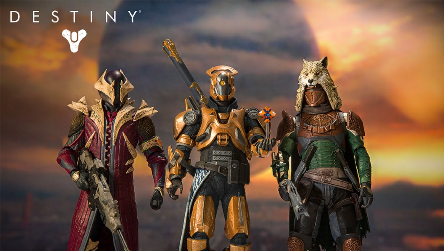 3dd4299de01 McFarlane Toys and Bungie are teaming up to bring the world some bad ass  (and cheap) Destiny action figures. Below you can see the Titan