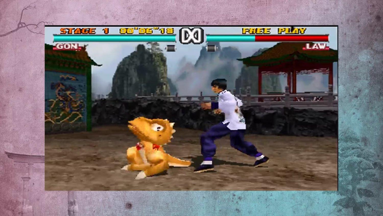 Learn The Origins Of Gon In Tekken 3 In Interesting Video Gametyrant