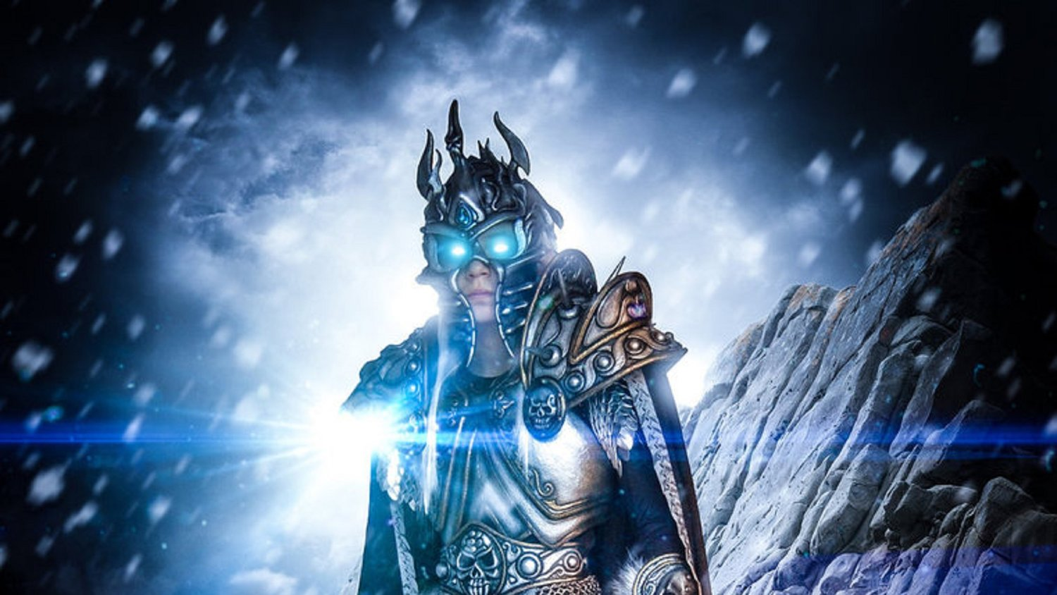 mom of the year makes son incredible world of warcraft lich king