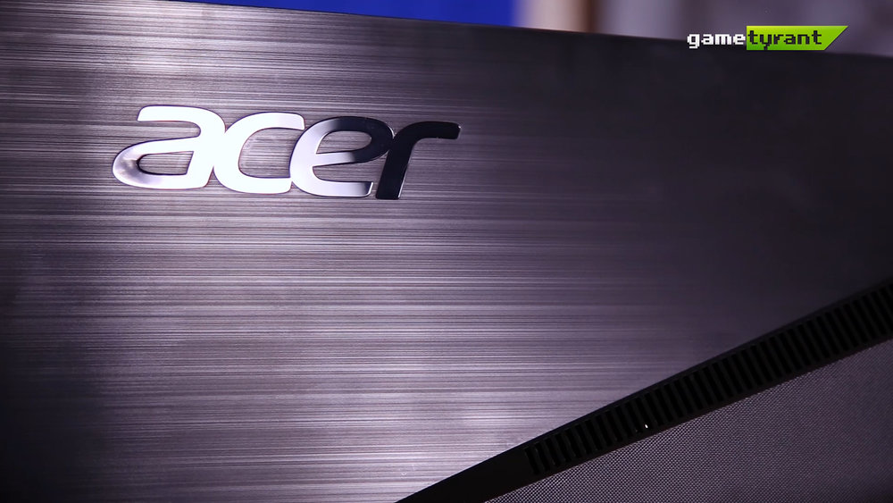 "Review: ACER 37.5"" XR CURVED QHD GAMING MONITOR - XR382CQK"