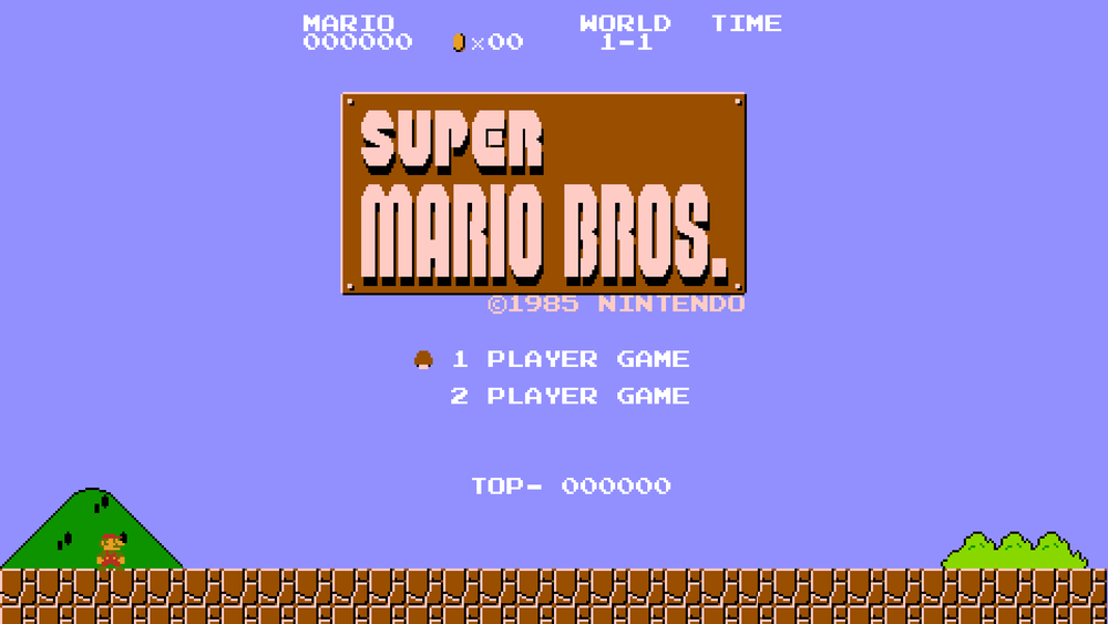 How to Play Super Mario Bros