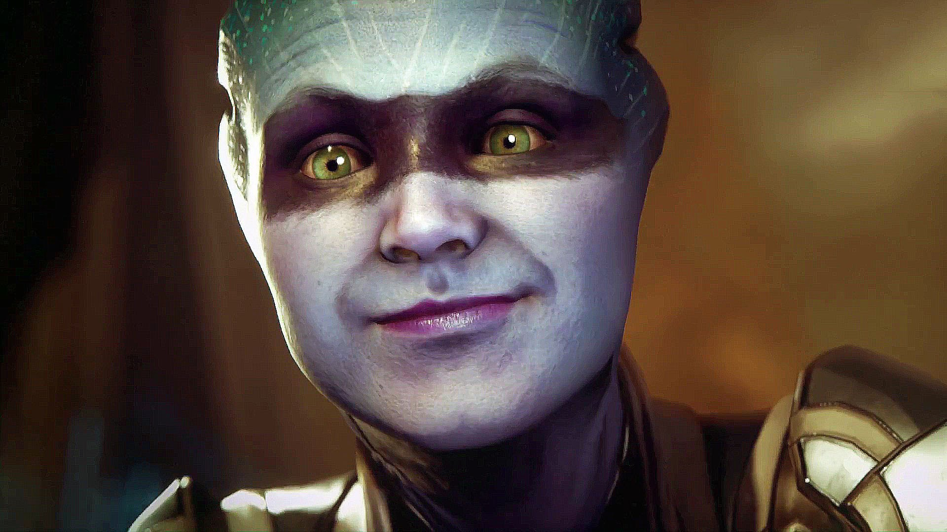 Mass Effect: Andromeda – How to Improve All Preset Face ...