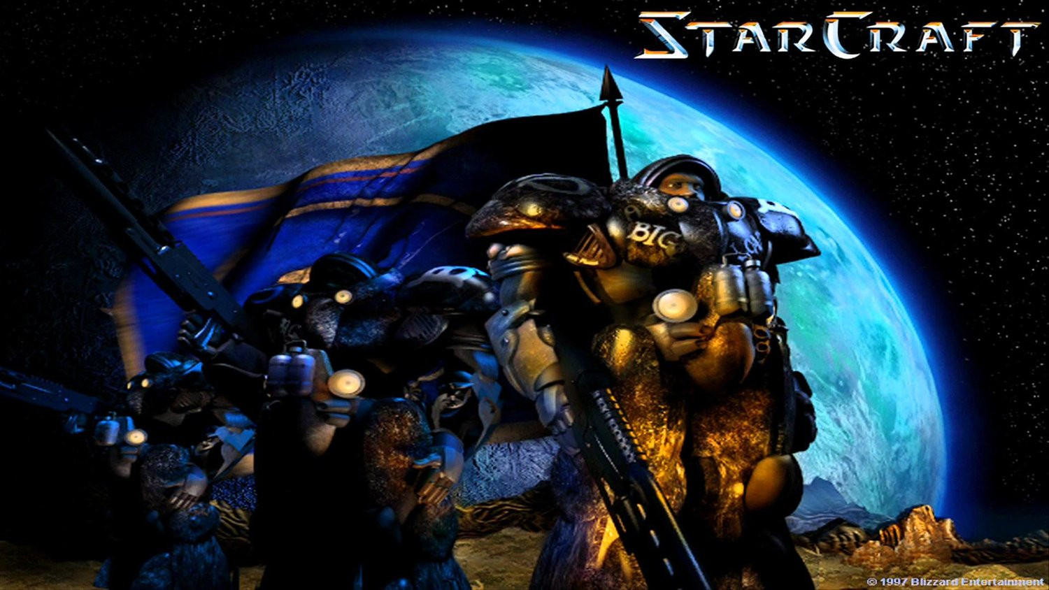 South Korean Presidential Candidate Releases Free STARCRAFT Maps