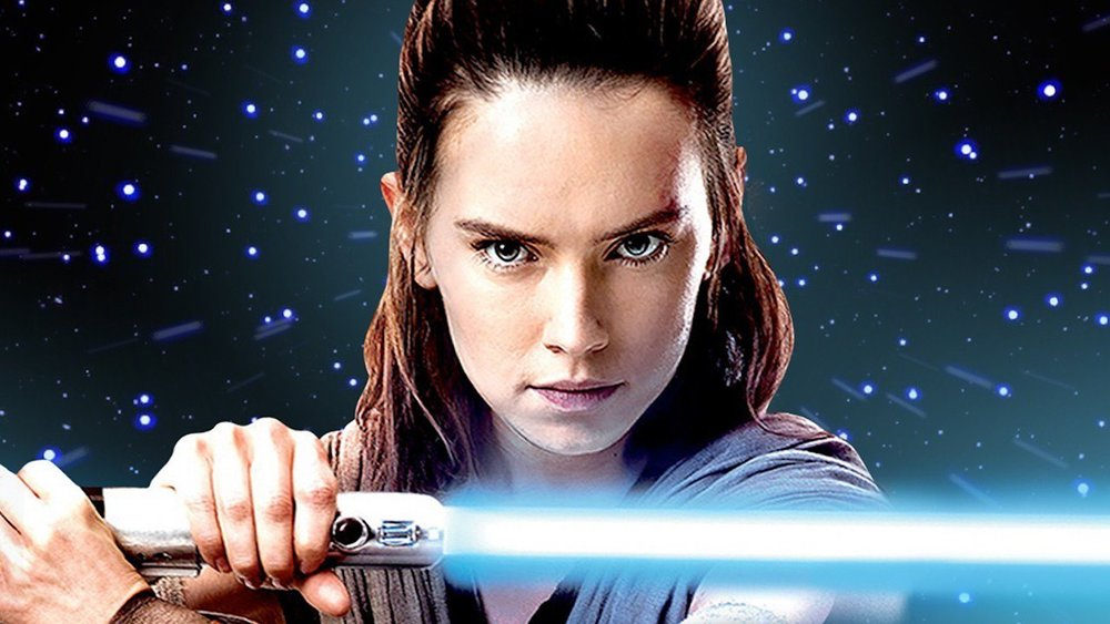 Watch Your First Look At Reys Hair in Star Wars: The Last Jedi video