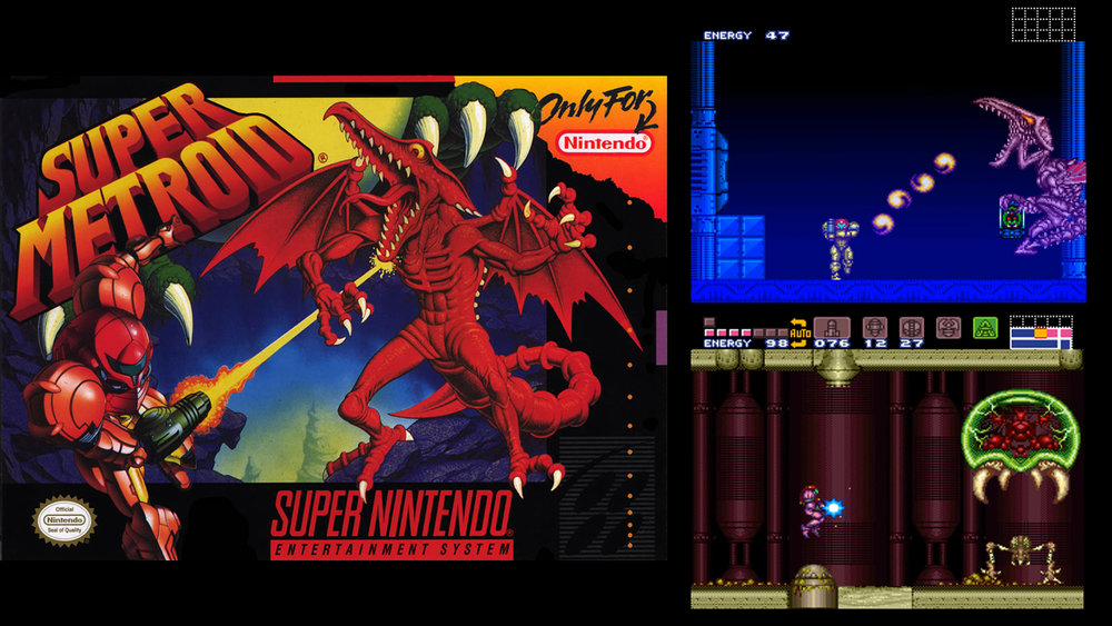Retro Review: SUPER METROID