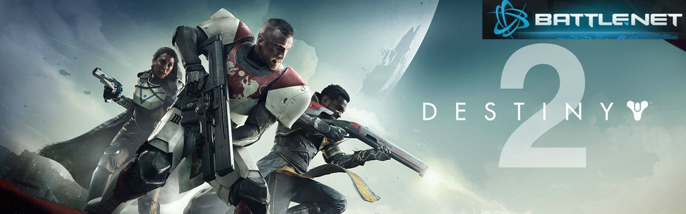Destiny 2 Blizzard