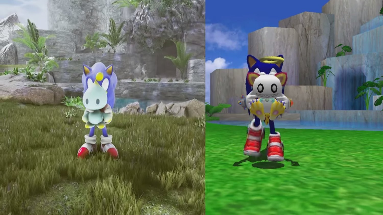 Check Out The Chao Guardian From Sonic Adventure 2 Remade In Unreal Engine 4 Gametyrant