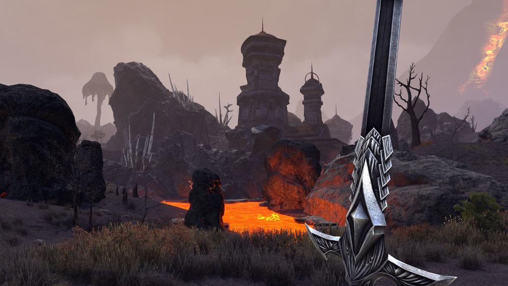 ESO Morrowind upgrade