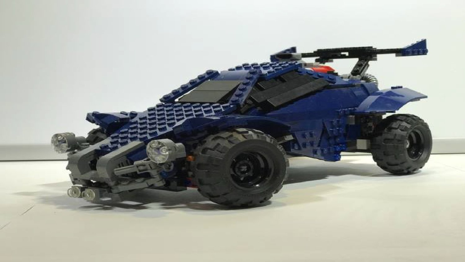 Support The Rocket League Themed Lego Cars Gametyrant