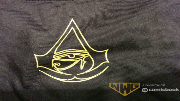 Assassins Creed Origins Protagonist And Logo Leaked Gametyrant