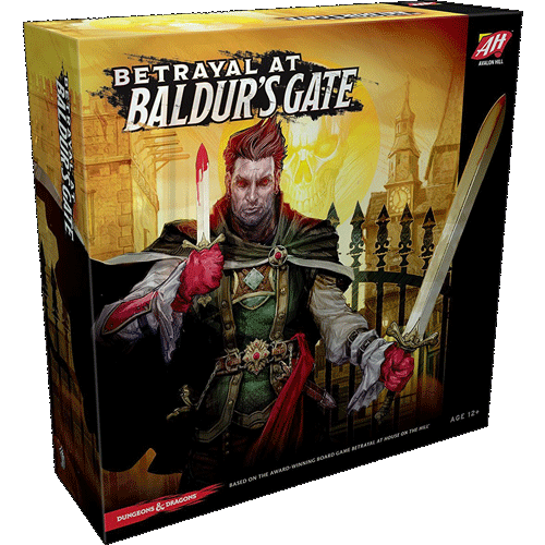 Box Art for Betrayal at Baldur's Gate