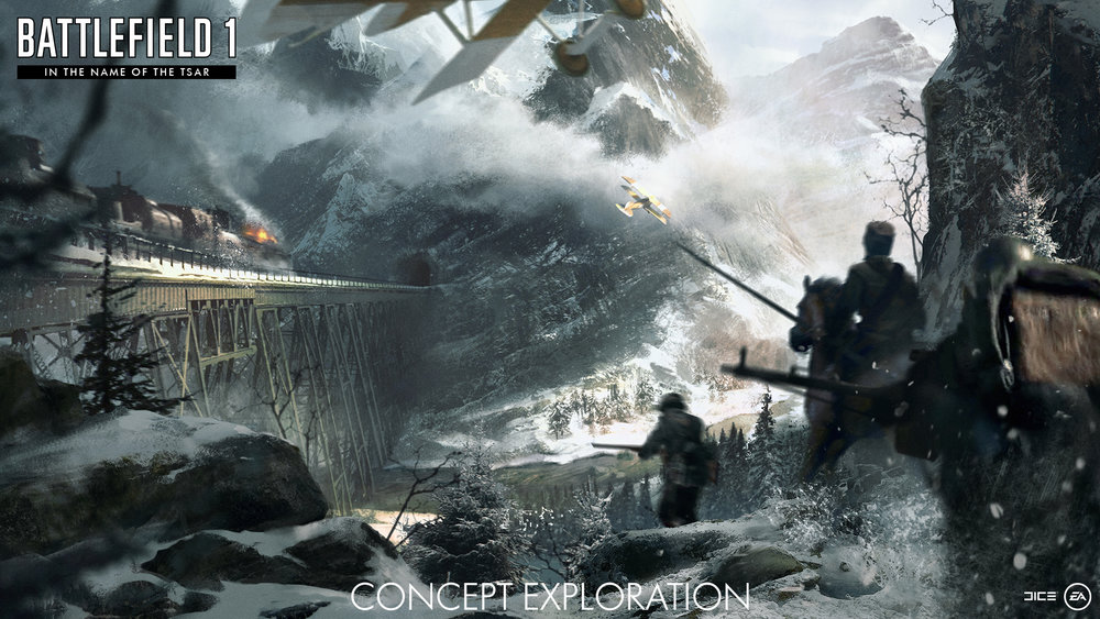 Hands On With BATTLEFIELD 1: IN THE NAME OF THE TSAR