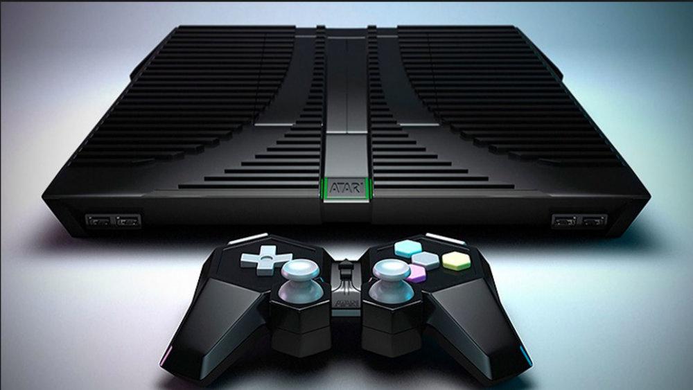 Atari New Console