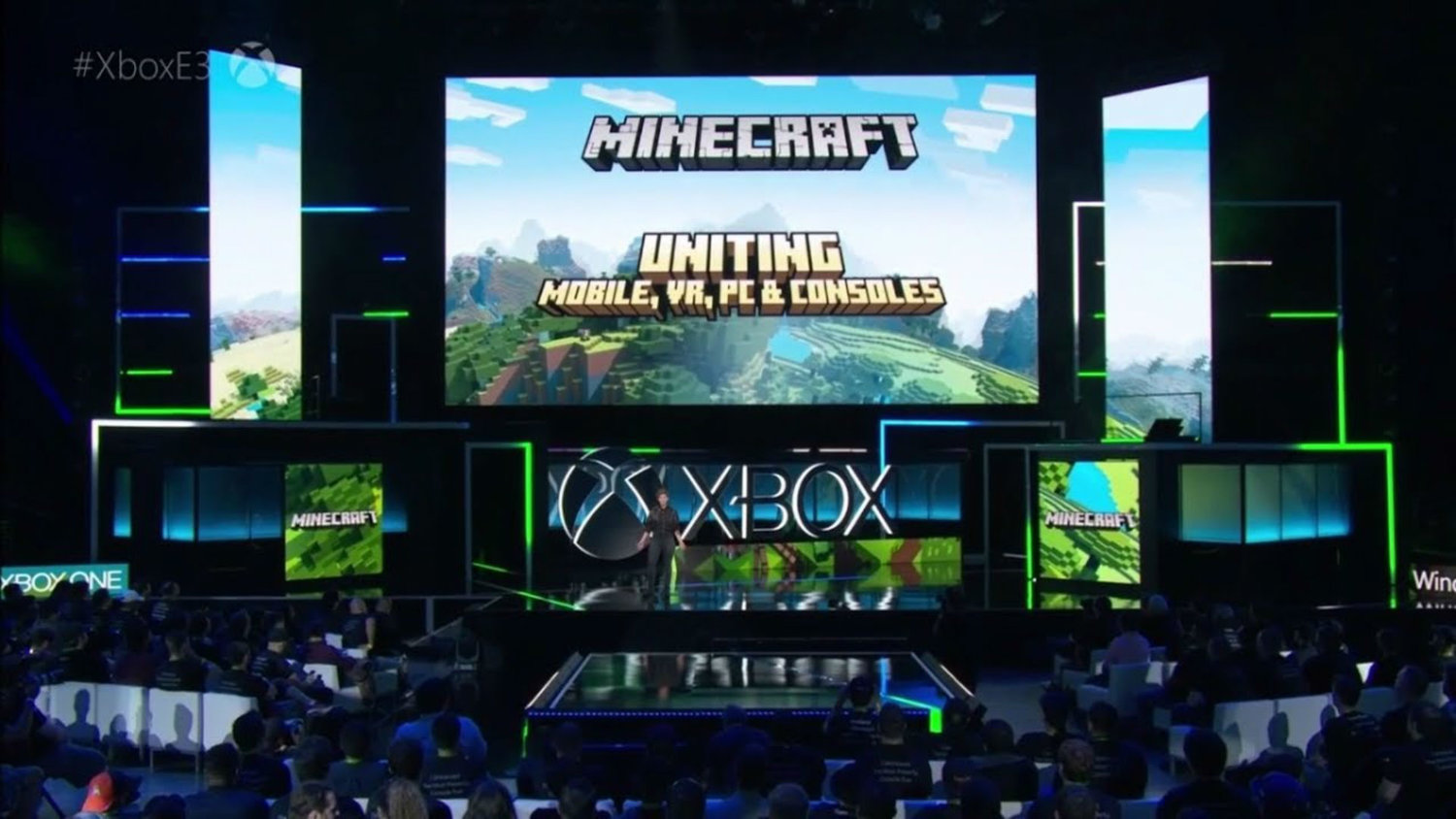 NINTENDO Discusses How Cross-Play with Xbox One and PC Is Possible