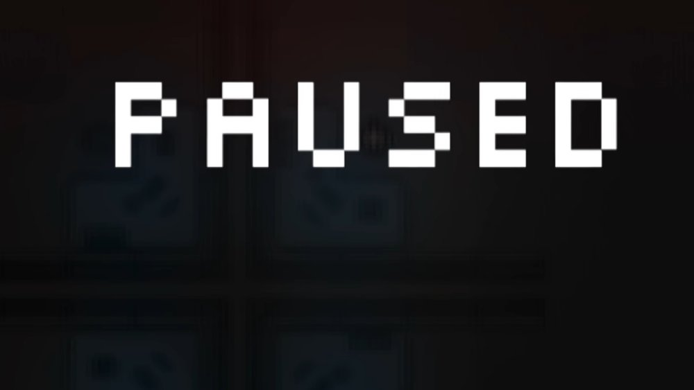 the history of the pause and save feature revealed in fascinating