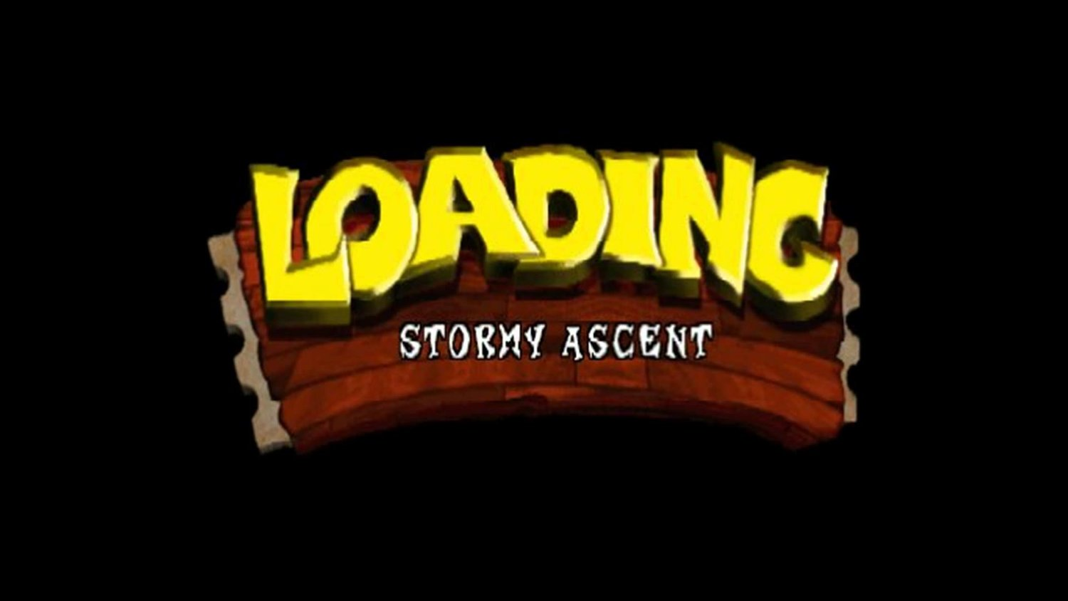 the hardest crash bandicoot level stormy ascent comes to the