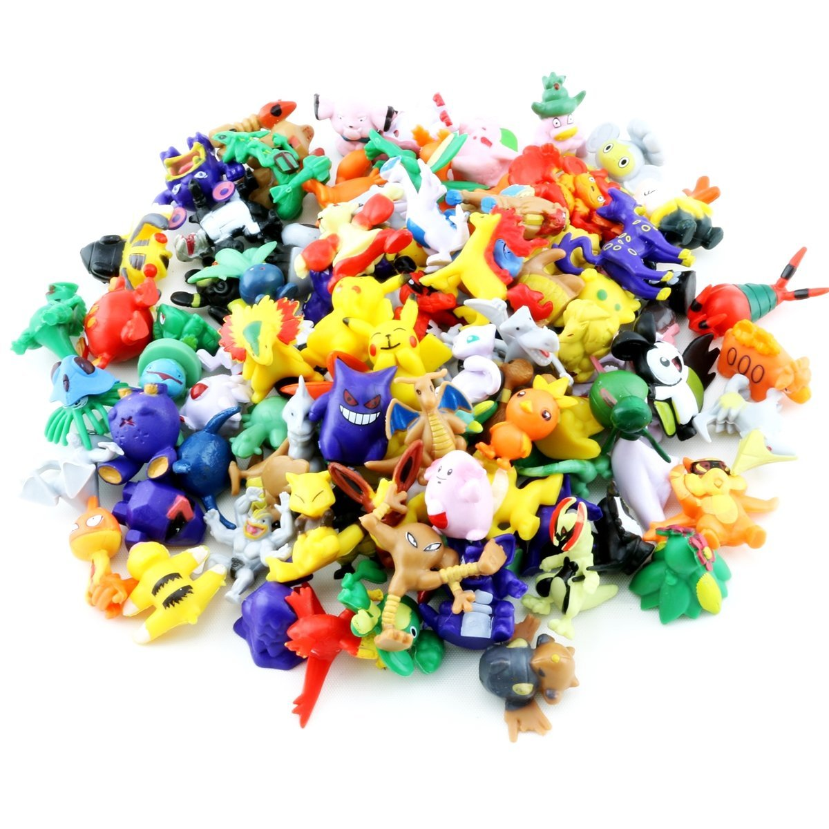 Deal: Get 24 Rubber POKEMON Toys To Decorate Your Desk For $10 ...
