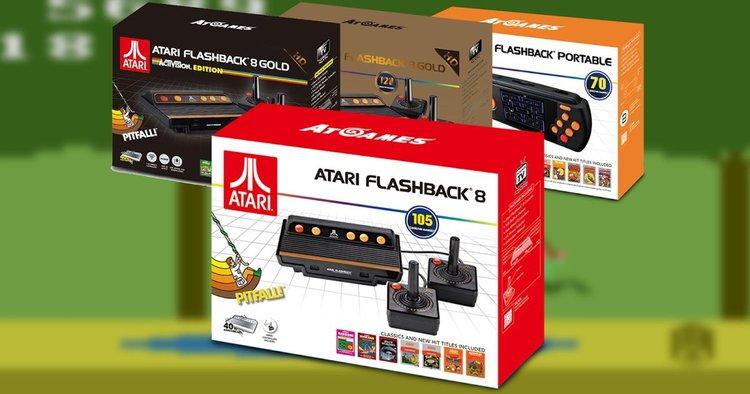 Interview: AtGames Talks About The Upcoming Atari And Sega Flashback