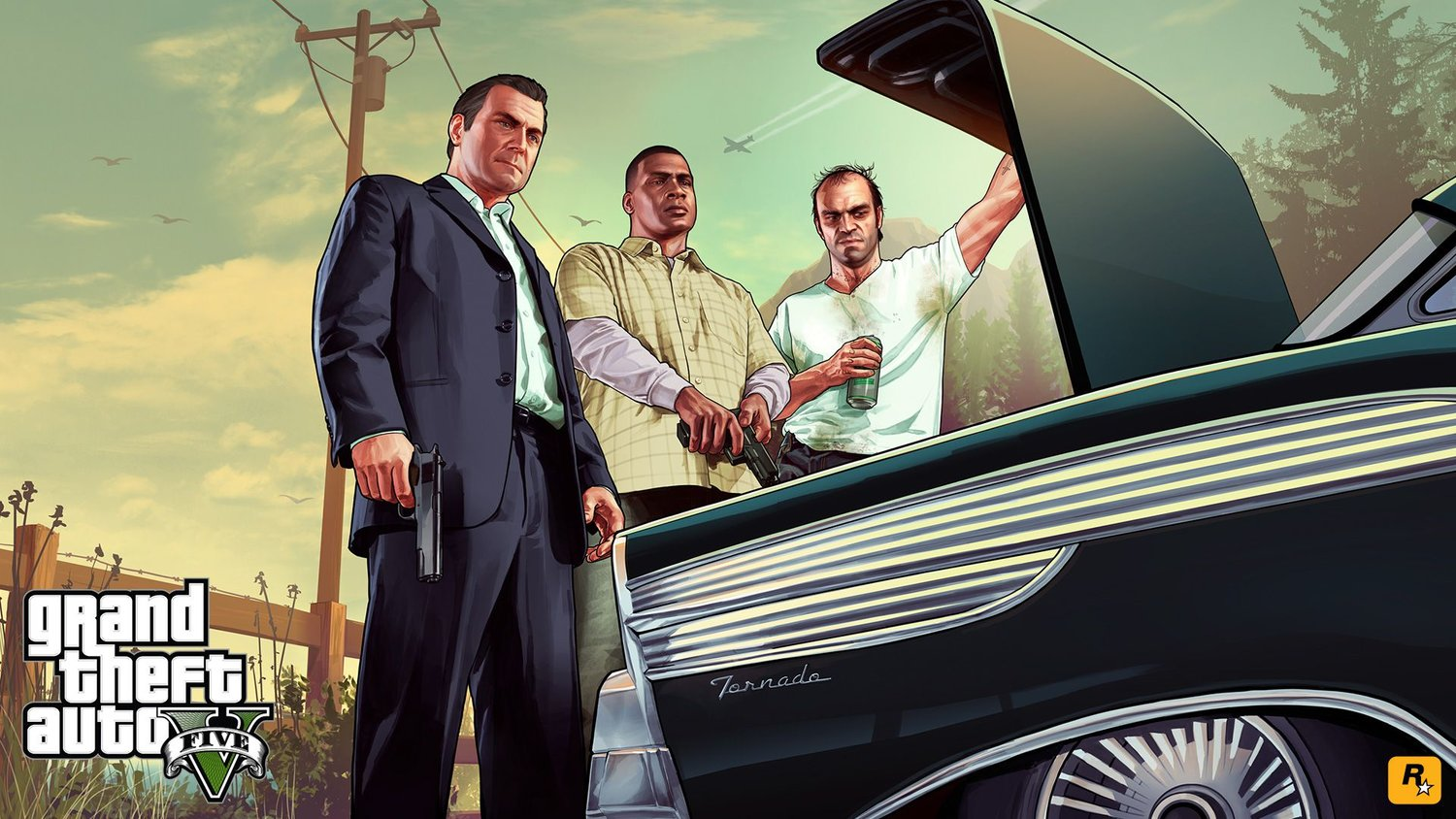 Looks Like Actors Are Doing Work For GRAND THEFT AUTO 6