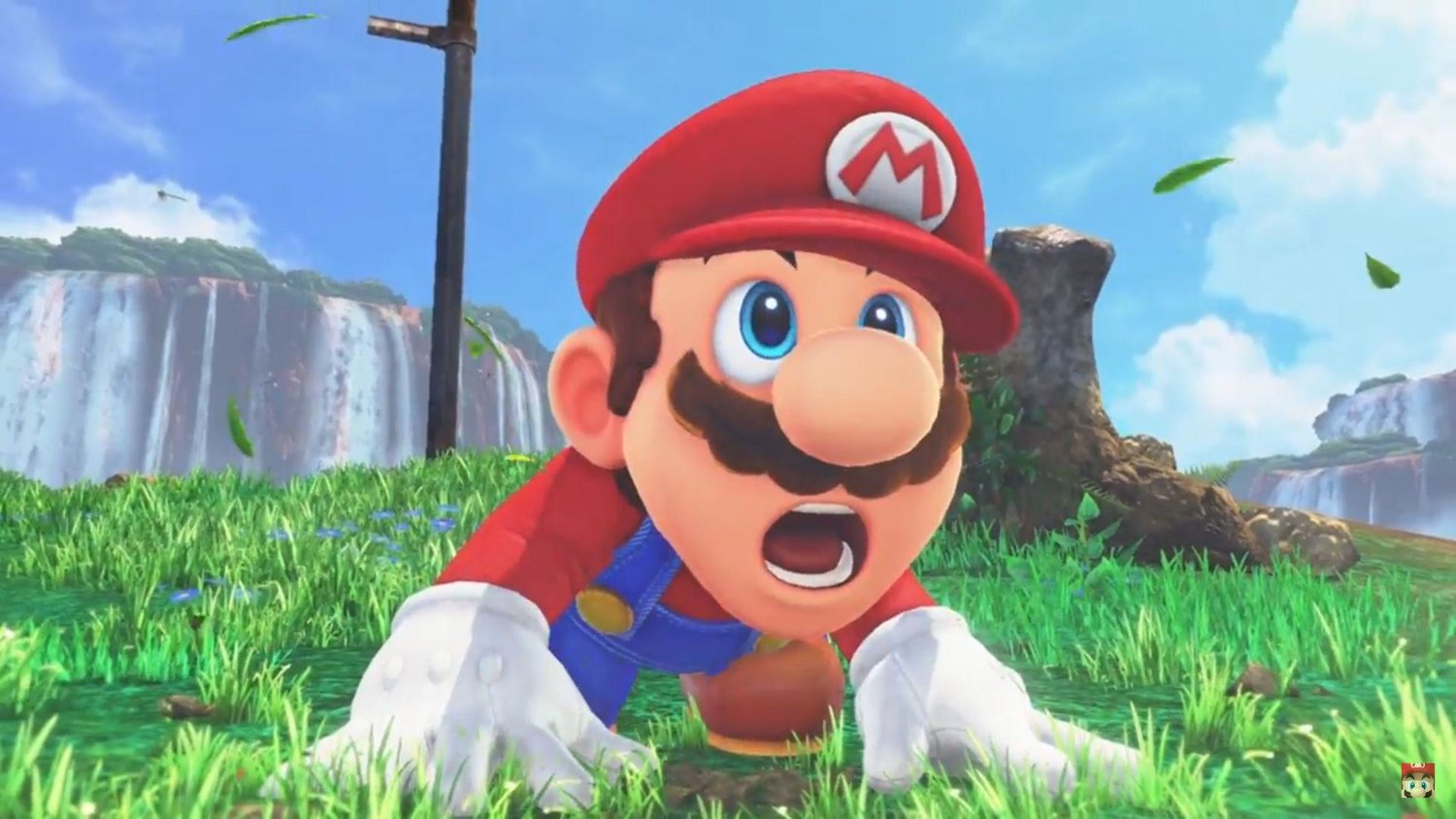 The SUPER MARIO ODYSSEY Theme Song Was Briefly On The Top 40