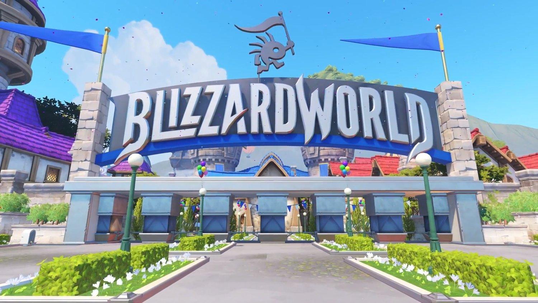 Disney World Interactive Map on