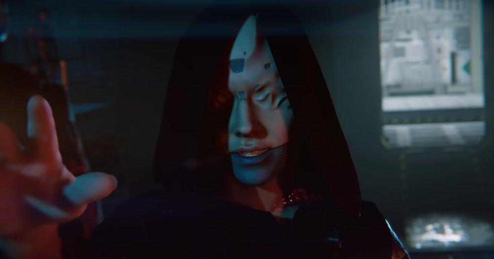 Adam-Mirror-Robot