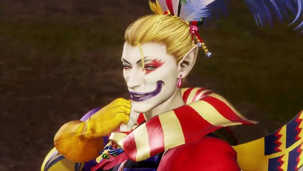 Kefka is a cunning, sarcastic, truly evil but charismatic villain and a joy to defeat!