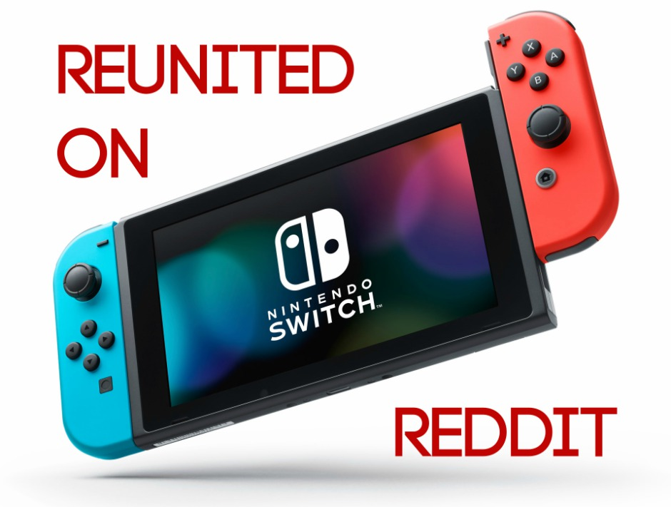 this is the story of how reddit reunited a lost switch to its owner